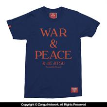 "Scramble ""War & Peace"" Tee"